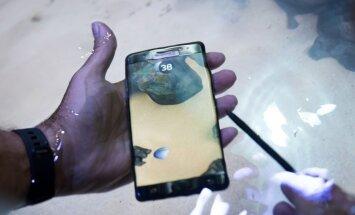 'Tailenols', indīgas rotaļlietas un bīstamas mašīnas: kādi vēl produkti atsaukti pirms 'Galaxy Note 7'