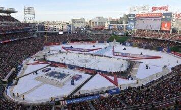 Šīssezonas NHL 'Winter Classic' - viszemākais TV reitings
