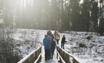 Aicina doties ziemas pārgājienā pa Numernes valni
