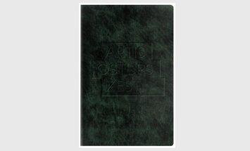 Iznācis Arta Ostupa trešais dzejoļu krājums 'Žesti'