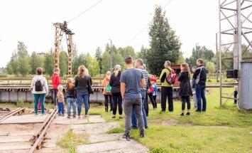Aicina doties industriālajā pārgājienā un izzināt dzelzceļa noslēpumus Jelgavā