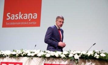 """Выборы-2018: в Сейм пройдут шесть партий; самая популярная— """"Согласие"""""""