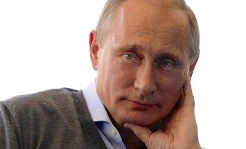 Putina mīklainā nozušana: Peskovs izplata Krievijas prezidenta dienaskārtību