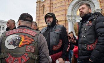 'Putina baikeri' izveidojuši bāzi Slovākijā