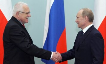 Krievijas un Čehijas prezidenti apmeklēs EURO 2012 spēli