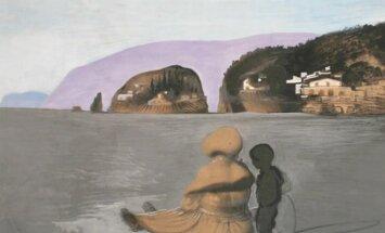Atrasti nozagtie Dalī un de Lempickas mākslas darbi