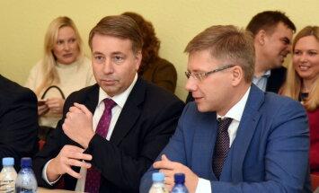 В рамках проекта Rail Baltica пока не ясна судьба железнодорожного вокзала в Риге и автовокзала