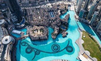 Dubaija – no zvejnieku ciemata par metropoli