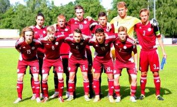 Latvijas U-21 futbolisti sensacionāli uzvar Beļģiju EČ kvalifikācijas cikla noslēgumā