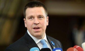 Digitālā milža Igaunijas premjers simboliski noslēdz prezidentūru