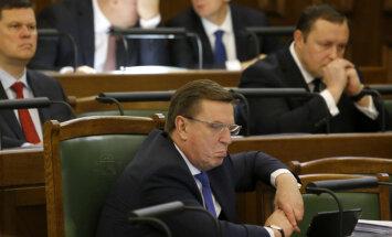 Кучинскиса вызвали на заседание комиссии из-за невыполнения поручения