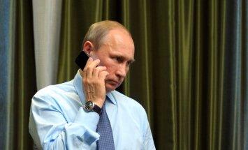 Krievijas 'čekisti' nav apmierināti ar Putina politiku