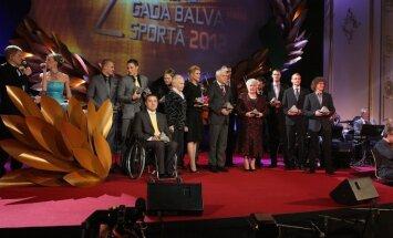 Paziņos 'Gada balvas sportā 2013' laureātus
