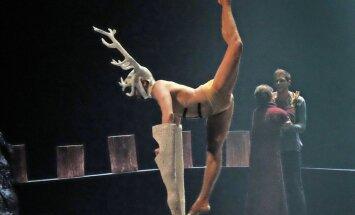 Foto: Vēl viens 'Pērs Gints' – laikmetīgais balets uz LNO skatuves