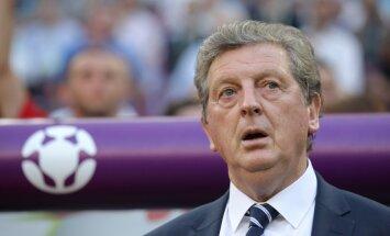 Slavenais Anglijas futbola speciālists Hodžsons Latvijā apmācīs trenerus