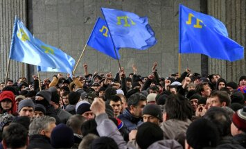 Krievijas tiesa Krimas tatāru Medžlisa aizliegšanu atzīst par likumīgu