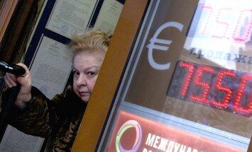 Ja Krieviju atslēgs no SWIFT, tās ekonomika sabruks, uzskata Ukrainas ministrs