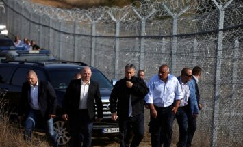 Ungārija pieprasa ES segt pusi robežžoga izmaksu