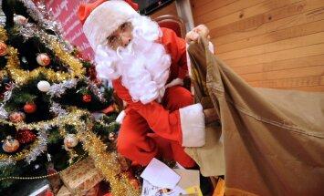 Konkurss: Bērnu vēlmju saraksts Ziemasvētku vecītim; balvā - LEGO Adventa kalendāri