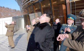 Ziemeļkoreja atkal neveiksmīgi izmēģina vidēja darbības rādiusa raķeti