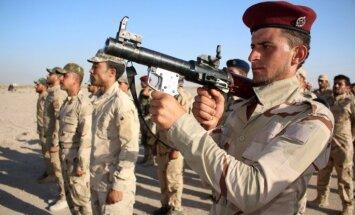 Irākā ieradušies pirmie ASV karavīri – padomdevēji cīņai pret islāmistiem