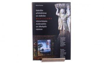 Izdota grāmata par sakrālās arhitektūras un mākslas mantojumu Aizkraukles un Jēkabpils rajonos