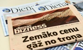 'Dienas Bizness' un 'Dienas žurnāli' nonāk Maršāna un Svārpstona īpašumā