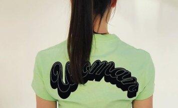 Дизайнер выпустил эксклюзивные футболки к Международному женскому дню