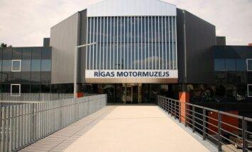 Rīgas Motormuzejs atzīts par vienu no labākajiem Eiropas muzejiem