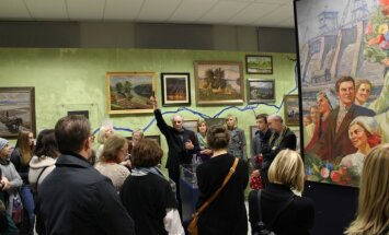 Notiks tikšanās ar Atmodas laika personībām izstādē 'Daugavai būt'