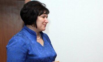 Aprūpes centra 'Rīga' vadītājai Pauderei arī par otru disciplinārlietu izsaka rājienu