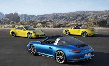 Nosauktas pasaulē populārākās jauno auto virsbūves krāsas