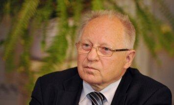 Latvija ir zinātnei nelabvēlīga valsts, uzskata akadēmiķis Stradiņš