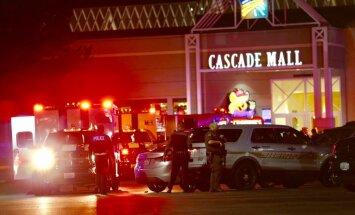 Cтрельба в торговом центре в США: пять погибших