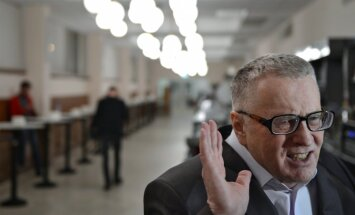 ЕС включил в санкционный список не того Жириновского