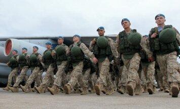 Россия перебросит к границам с НАТО две мотострелковые бригады