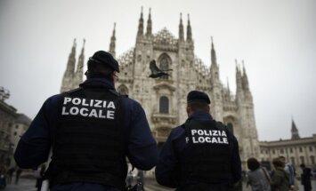 Romā aiztur Portugāles un arī Krievijas spiegus