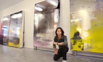 Smeldze, kas iedvesmo radīt. Saruna ar Izraēlas mākslinieku Niru Hodu