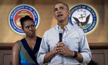 Obama tic, ka būtu ievēlēts uz trešo termiņu, ja varētu kandidēt