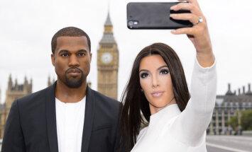 СМИ: третий ребенок Ким Кардашьян и Канье Уэста появится в январе