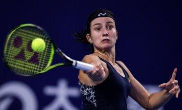 Севастова вышла в полуфинал представительного турнира в Чжухае