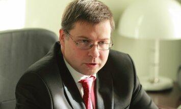 Dombrovskis: fiskālā disciplīna ir pamats Eiropas stabilitātei un attīstībai
