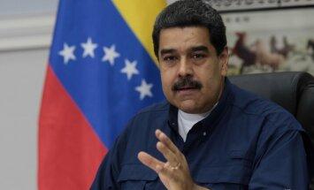 Maduro piedāvā Trampam palīdzību narkotiku apkarošanā