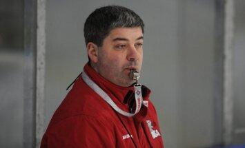 Tambijevs veselības problēmu dēļ nevar vadīt VHL komandu 'Sariarka'