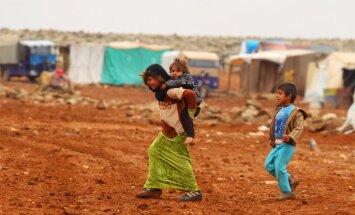Straujuma: daudzi cilvēki ir ekonomiskie migranti, nevis kara bēgļi