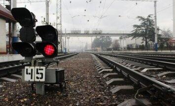 Krietni sarucis Krievijā saražoto vilcienu vagonu skaits