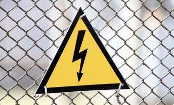 Krimā sāk atslēgt elektrību
