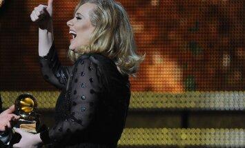 Adeles jaunais albums '25' ASV pārdots jau 2,3 miljonos eksemplāru
