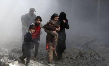 ЕС и ООН требуют выполнять резолюцию о прекращении огня в Сирии