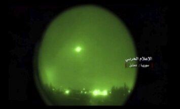 Krievija: Sīrijas pretgaisa aizsardzība notrieca 71 no 103 Rietumu raķetēm